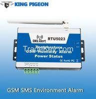 GSM SMS Environment Monitoring Alarm RTU5023
