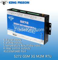 GSM 3G M2M RTU S272