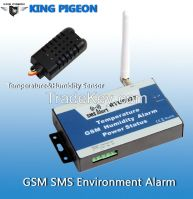 GSM SMS Temperature Monitoring Alarm RTU5023