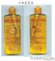 Ginseng shampoo / natural shampoo