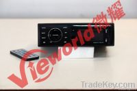 1 DIN Car stereo/audio/mp3 player with USB, SD and FM