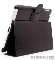 iPad 2 Top Leather Flap Case