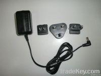 plug rechangeable lead-acid batterycharger