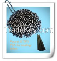 PACREL TPE/TPV resin compound for door and window extrusion seals