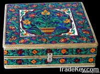 Meenakari Mukhwas Box , Dry Fruit Box