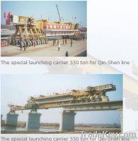 Bridge Launching Gantry(900 TON)