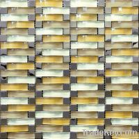 crystal/glass mosaic