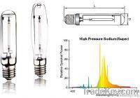 High Luminous Efficiency Sodium