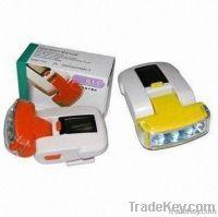 LED Pedometer Flashlight