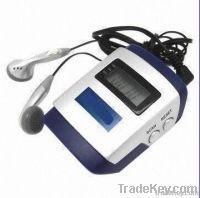 Multifunctional Radio Pedometer with FM Radio