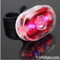 Bike Tail light 5LED 7flash modal