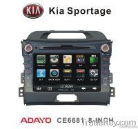 KIA Sportage gps navigation system/GPS system/car navigator