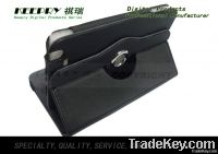 Original Genuine360 leather case for Samsung Galaxy Note i9220 leather