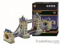 3D jigsaw puzzle  diy toys