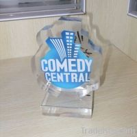 New!Clear Custom Exquisite Acrylic Trophy&Awards