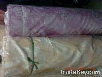 stock jacquard mattress fabric