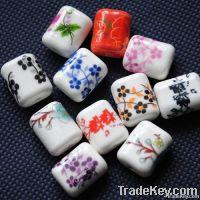 Porcelain bead & ceramic beads accessories