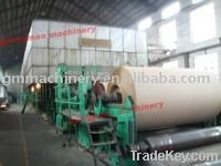 1880mm Hot Sale High Strength Multi-cylinder and Multi-mesh kraft pape