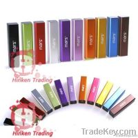 3000mAh Portable External Charger Battery for Mobile