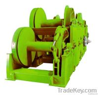 VKT Hydraulic Winch & Hydraulic Power Unit