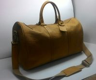 Leather Products: Hand Bags/Duffel Bags/Sling Bags/Wallets/Card Holder/Organizer/Notecases