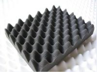 China factory egg crate foam, wave shape foam, PU sponge, sound absorbent sponge, sample free
