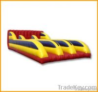 Inflatable sport games bungee run