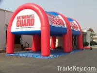 Inflatable giant tent for coverage or warehouse