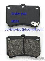 Car brake pad