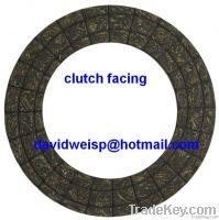auto clutch facing