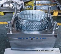 basket plastic injection mould