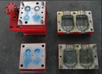 Canteen bottle cap plastc Injection Mould (Bottle Cap)