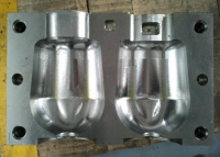 canteen bottle strecth blowing mould