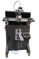LTY-400E Curved surface screen printing machine for Plastic Bottle