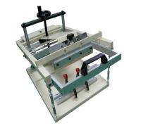 Manual Curved Surface Screen Printing Machines for mugs