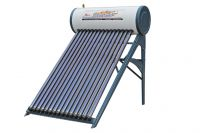 Non-pressurized Solar Water Heaters