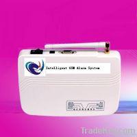 GSM wireless intelligenct Home Alarm System