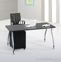 Modern panel computer table