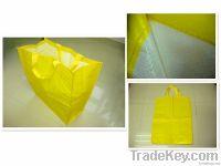 Sell Yellow Pp Woven Shopping Bag