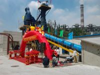 impact crusher/ vertical pulverizer/ grinding mill/ column mill