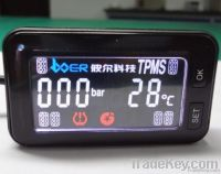TPMS for 6-wheel truck
