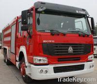 HOWO fire engine