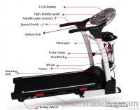 Mini folding electric treadmill with CE & Rohs