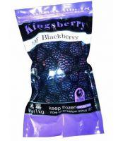frozen blackberry