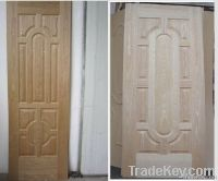 Natural Red Oak veneer Door skin