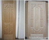 Natural Red Oak veneer Door skin
