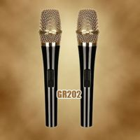wired microphone wireless microphone