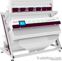 CCD color sorter for nuts and roasted seeds