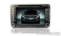 2 Din Car DVD player for VW