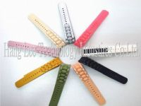 silicone watchstrap